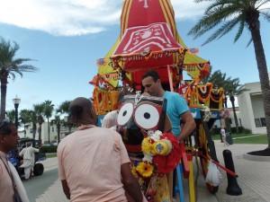 Jacksonville Rathayatra 2015