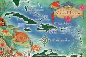 map-of-the-caribbean-florida-cuba-haiti-jamaica
