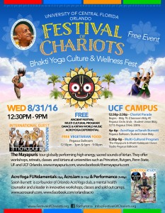 UCF Festival of Chariots