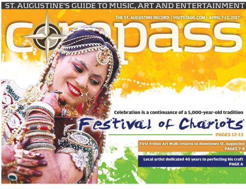 St. Augustine Record Magazine – Features Festival of Chariots