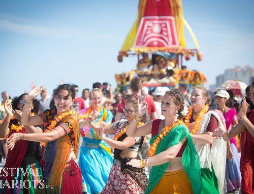 Jax Beach Festival of Chariots – A Recap