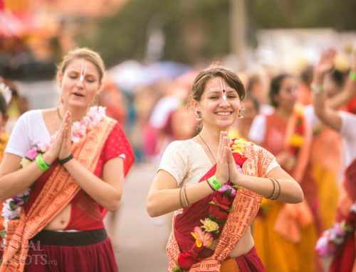 Festival of Chariots Celebrates 15 Years!