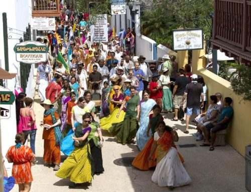 Festival of Chariots brings color, culture to downtown streets Featured on Staugustine.com